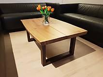 Nábytok - Konferenčný stolík - 10418119_
