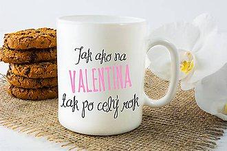 Nádoby - Hrnček - Valentín 02 - 10418795_