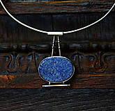 """Náhrdelníky - Nerezový náhrdelník..."""" Blueboard """" - 10418953_"""