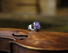 "Prstene - Nerezový prsten..."" Magical "" - 10418897_"