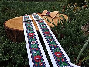 Doplnky - Pánsky drevený motýlik a traky - 10420044_
