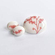 Sady šperkov - Srdíčková souprava - 10419760_
