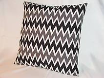 Úžitkový textil - Obliečka - cik-cak - 10417881_
