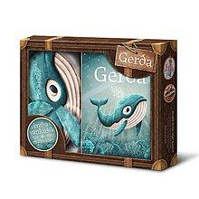 Knihy - Gerda - kufrík (veľryba) - 10418371_