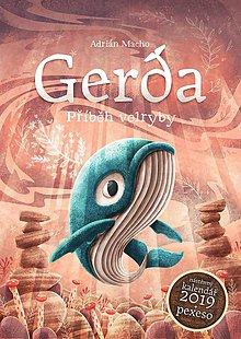 Knihy - Gerda - Kalendář 2019 (CZ) - 10418425_