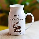 Nádoby - Hrnček na kakao - 10419302_