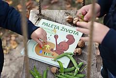 Knihy - Paleta života zajačika Čudovačika - 10421082_