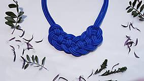 Náhrdelníky - Uzlový náhrdelník - Osudová - 10419015_