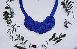 Náhrdelníky - Uzlový náhrdelník - Osudová - 10419018_