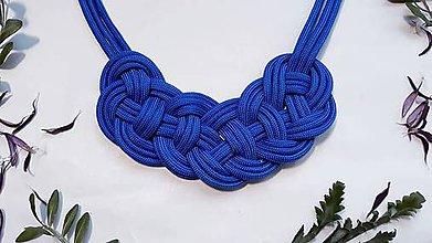 Náhrdelníky - Uzlový náhrdelník - Osudová - 10419019_