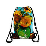 Batohy - Softshellový ruksak SUNFLOWER - 10420660_