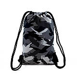 Batohy - Softshellový ruksak MILITARY BIRD 2 - 10421119_