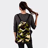 Batohy - Softshellový ruksak MILITARY BIRD 2 - 10421120_