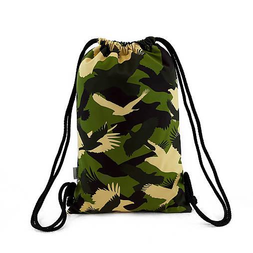 Softshellový ruksak MILITARY BIRD 2