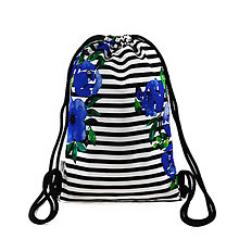 Batohy - Softshellový ruksak STRIPES - 10420768_