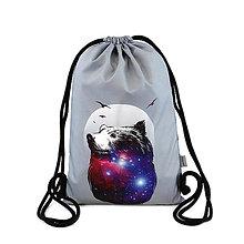 Batohy - Softshellový ruksak MOON BEAR - 10420904_