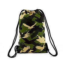Batohy - Softshellový ruksak MILITARY BIRD 2 - 10421118_