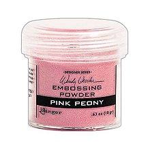 Pomôcky/Nástroje - Ranger Wendy Vecchi embossingový prášok - pink peony - 10419738_
