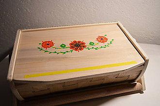 Kabelky - Kabelka - Bacuľka, krása v dreve ukrytá - 10420618_