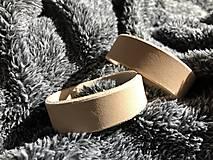 Náramky - Kožený náramok - 10420272_