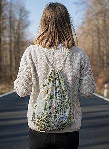 Iné tašky - Vrecko Botanic - 10419945_