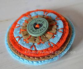 Odznaky/Brošne - Cookie - 10421395_