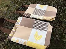 Textil - taška pre šibačov... posledný ks - 10418736_
