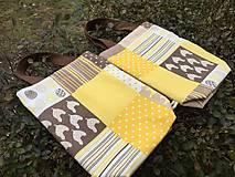 Textil - taška pre šibačov... posledný ks - 10418737_