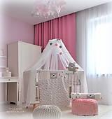 Textil - Sada NORDIC/podlhovastý vankúš/deka/macko - 10424715_