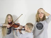 Sukne - Dámske tabuľové šaty - aká matka taká Katka MD2 - 10423727_