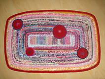 Úžitkový textil - koberček - 10422697_