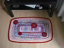 Úžitkový textil - koberček - 10422699_