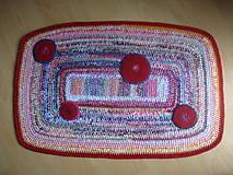 Úžitkový textil - koberček - 10422701_