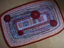 Úžitkový textil - koberček - 10422703_
