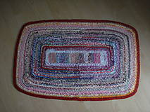Úžitkový textil - koberček - 10422705_
