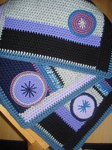 Úžitkový textil - orig.podsedaky / set 4ks - 10425894_