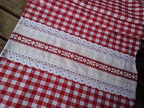 Úžitkový textil - Obrúsok vidiecky - 10424062_