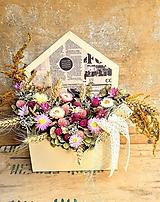 Dekorácie - Obálkový box - 10423817_