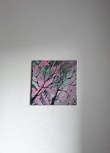 Obrazy - Obraz: Stromy, 30 x 30 cm - 10422423_