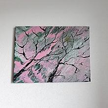 Obrazy - Abstract 4, Príroda, 30 x 30 cm - 10422424_