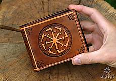 Kožená peňaženka VI. Kolovratoč