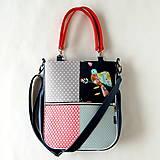 Veľké tašky - Taste it! - Zipp - S vtákom - 10422756_