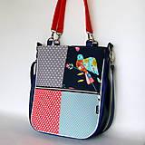 Veľké tašky - Taste it! - Zipp - S vtákom - 10422757_