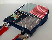 Veľké tašky - Taste it! - Zipp - S vtákom - 10422759_