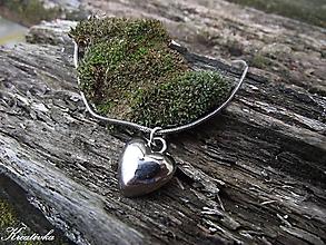 Náramky - Iba srdce.....(darček k nákupu zadarmo) - 10424042_