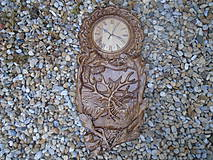 Hodiny - hodiny - Súboj jeleňov - 10424102_