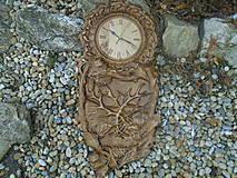 Hodiny - hodiny - Súboj jeleňov - 10424103_
