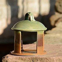 Pre zvieratká - Krmítko pro ptáčky nebo lucerna - Farmářův den - 10423744_