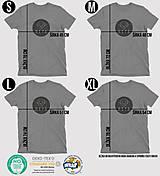 Tričká - Pánske tričko - 10422135_
