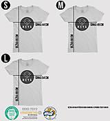 Tričká - Dámske tričko - 10422141_